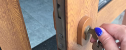 Banstead locks change