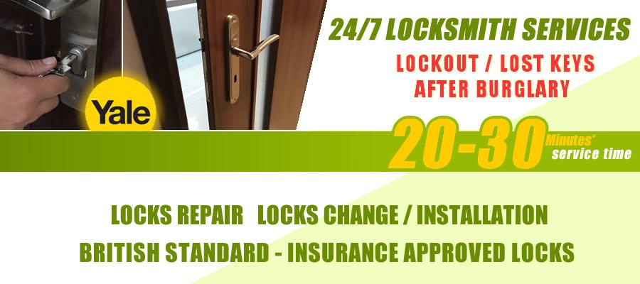 Woodmansterne locksmith services